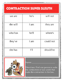 Contraction Super Sleuth