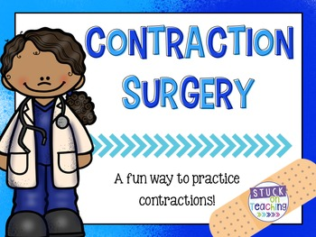 Contraction Surgery (Contraction Practice Activities)