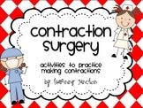 Contraction Surgery Fun!