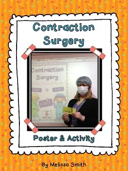 Contraction Surgery Poster & Activity