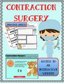 Contraction Surgery Website Fun!