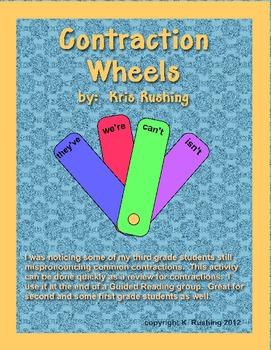 Contraction Wheels