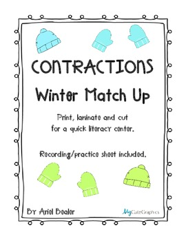 Contraction Winter Match-Up
