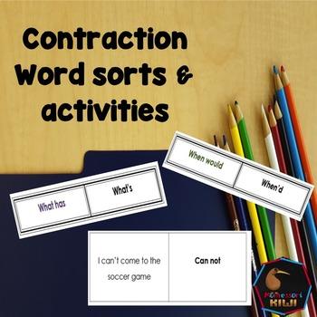 Contraction Activities
