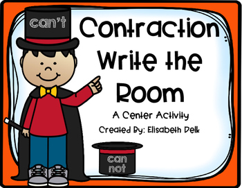 Contraction Write the Room