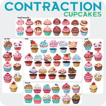 Contraction cupcakes