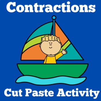 Contractions Activities | Contractions Practice | Contractions Worksheets