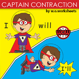 Contractions Unit for First Grade