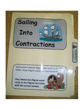 Contractions #2: File Folder