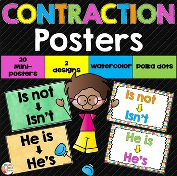 Contraction Posters