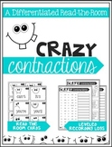 Contractions: A Differentiated Read-the-Room