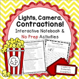 Contractions No Prep Printables