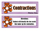 Contractions - Activity Cards