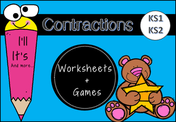 Contractions Activity Pack