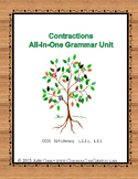 Contractions All-in-One Grammar Unit