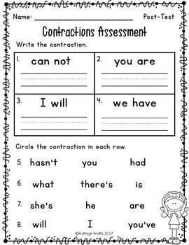 Contractions Assessment