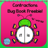 Contractions Bug Book (is) Freebie!