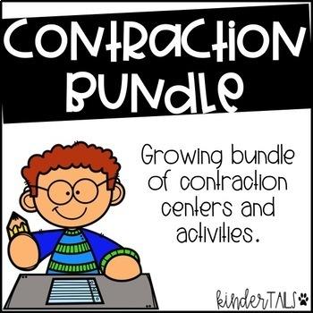 Contractions Centers Bundle