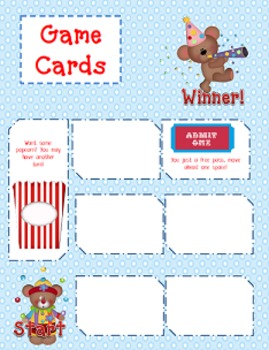 Contractions - Center Games & Worksheet