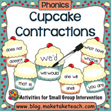 Contractions - Cupcake Contractions