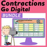 Contractions Digital Bundle