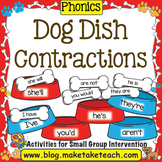 Contractions - Dog Dish Contractions
