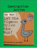 Contractions - Don't Let the Pigeon Drive the Bus