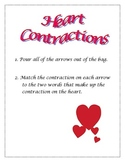 Contractions File Folder Activity