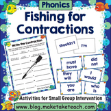 Contractions - Fishing for Contractions