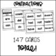 Contractions Flash Cards
