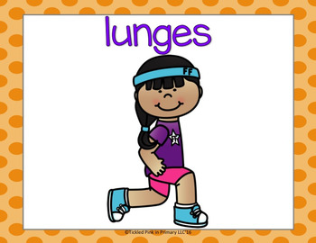 Contractions Fluency & Fitness Bundle