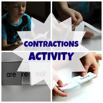 Contractions Activity
