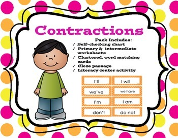 Contractions Galore!