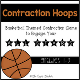 Contractions Game- Basketball Themed