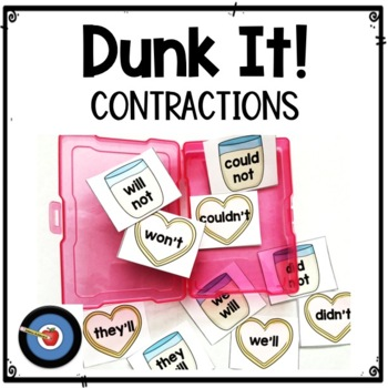 Contractions Game: Dunk It!
