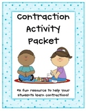 Contractions Game Packet