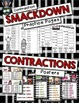 Contractions Games --- Scoot, Bingo, Posters & More  {has,