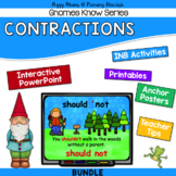Contractions {Gnomes Know}