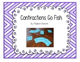 Contractions Go Fish