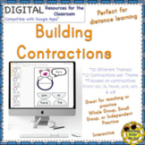 Contractions Literacy Centers Build Contractions Year Long