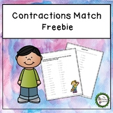 Contractions Match