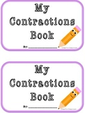 Contractions Mini-Book Common Core Aligned