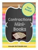 Contractions Mini-Books