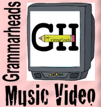 Contractions - Music Video - Educational Music