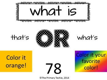 Contractions Mystery Pictures - Watch, Think, Color ELA