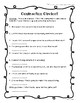 Contractions Pack! - Fill in the Blank and Circle the Contraction Worksheets