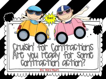 Contractions Pack { printables and centers all in 1 }