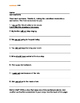 Contractions, Possessives, Forming and Using - Two-Product Bundle L.2.2.c