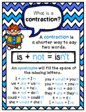 Contractions Poster
