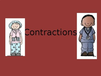 Contractions Powerpoint PPT